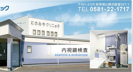 苦痛の少ない内視鏡検査 内視鏡検査 胃カメラ 岐阜県