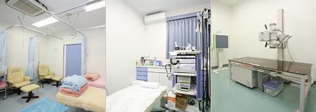 医療設備 内視鏡検査 胃カメラ 内科